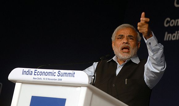 'Modi is not a paragon of all positive qualities'