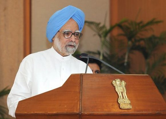 Prime Minister Dr Manmohan Singh
