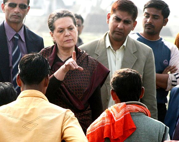 'The next six months will test Sonia's mettle'