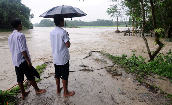 Flood situation grim in Assam