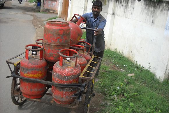 'We were to hike diesel prices by Rs 17, we hiked it by just Rs 5'