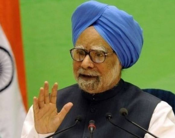 PM Manmohan Singh