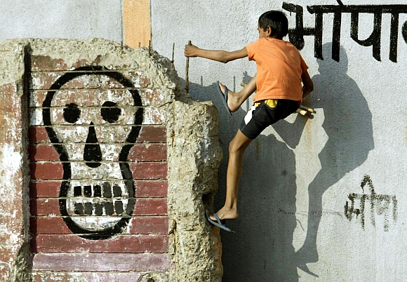 IN PICS: Art and graffiti on Indian streets