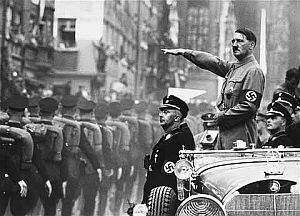 Can the world afford a leader like Adolf Hitler?