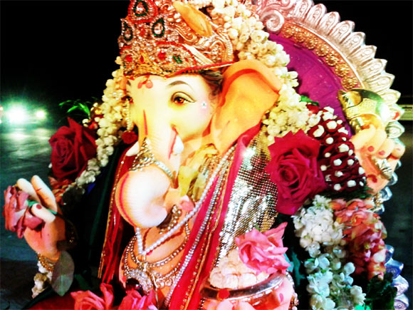 Ganeshotsav: Readers' PHOTOS from Malvan to London