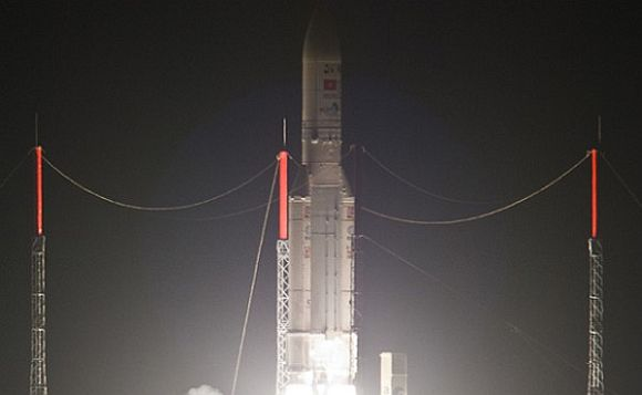 India's heaviest satellite GSAT-10 successfully launched