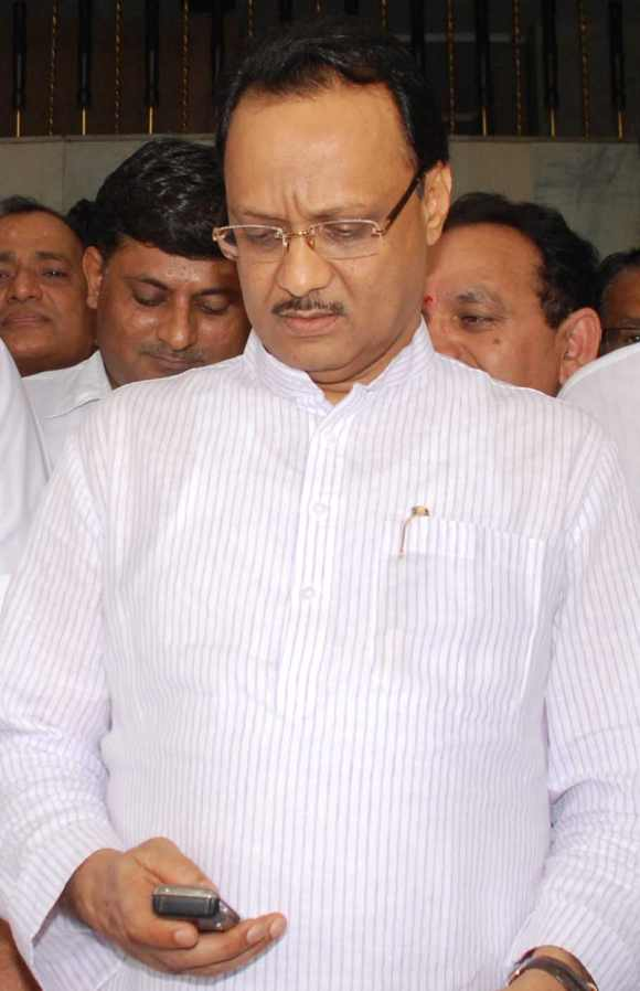 Ajit Pawar quit as deputy CM of Maharashtra after his name surfaced in an irrigation scam