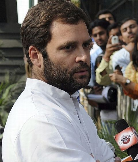 Rahul falters in his choices