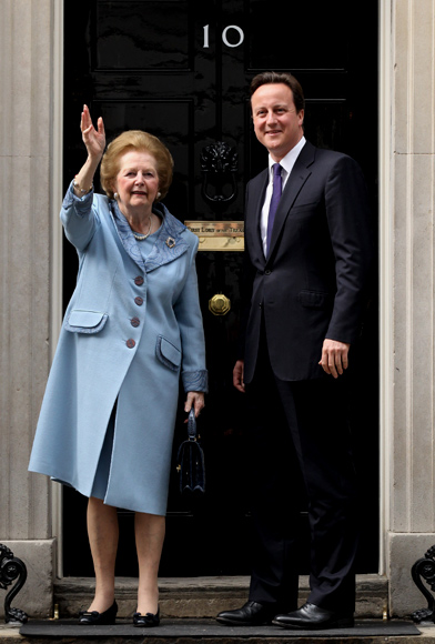 Iron Lady Margaret Thatcher: Life in pictures