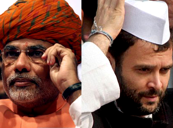 The 2014 Lok Sabha elections are likely to be unique because it is no longer a clash between Narendra Modi on the one hand and Rahul Gandhi on the other.