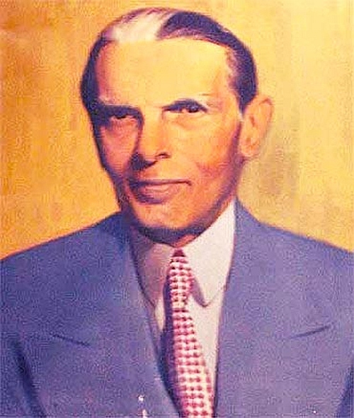 Mohammed Ali Jinnah, founder of Pakistan