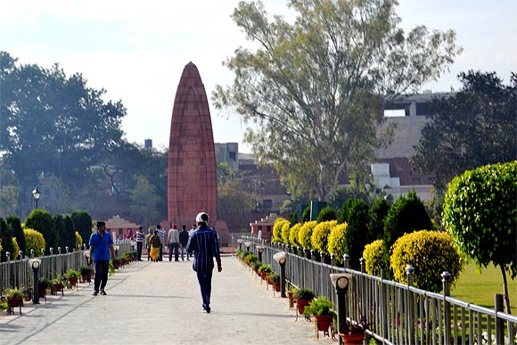 The garden spreads across 6.5 acres and is managed by the Jallianwala Bagh National Memorial Trust
