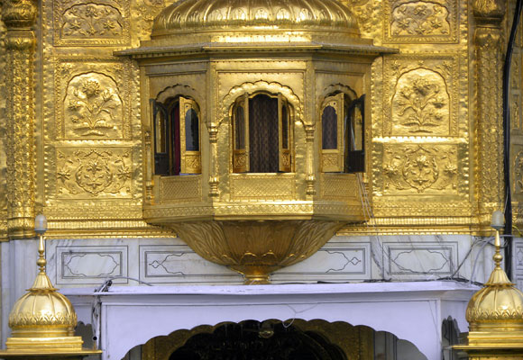 Much of the gilding of the Harmandir Sahib was done during the reign of Maharaja Ranjit Singh in the 19th century