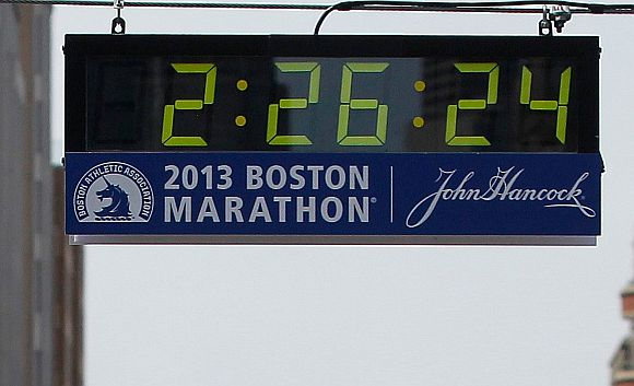 Why the Boston Marathon became a target