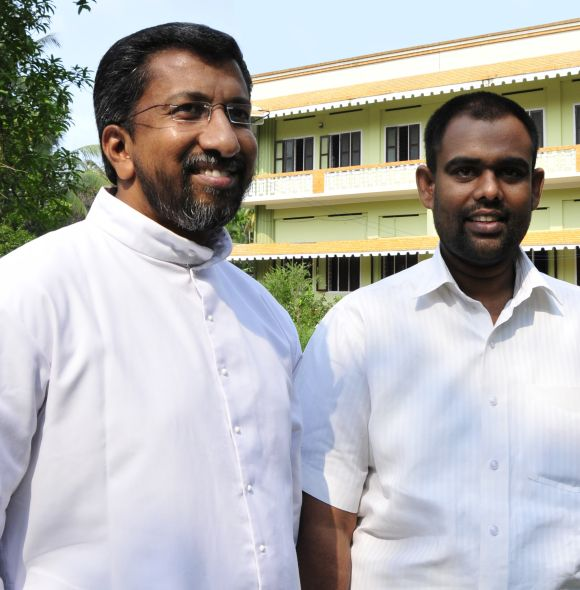 Father Sebastian and Rasad