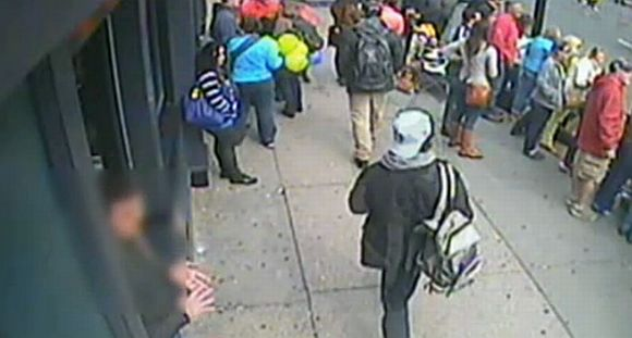 Are these the Boston marathon bombers?