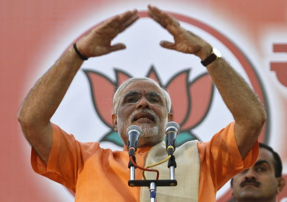 Modi looks like a technocratic angel, says Professor Shiv Visvanathan