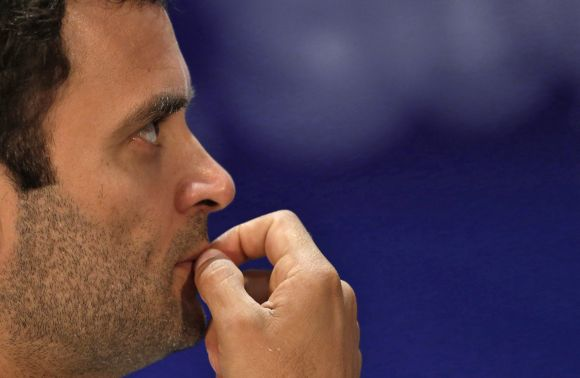Rahul Gandhi will be more dignified, silent if he becomes the prime minister, argues Prof Visvanathan