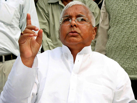 Is the Congress ignoring Lalu Yadav?