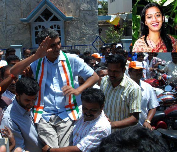 The women behind Karnataka's vote seekers