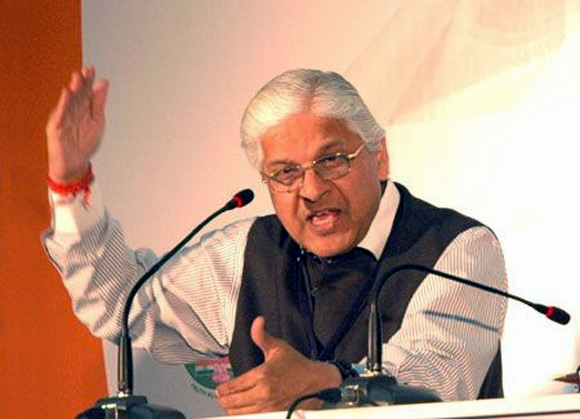 Union Law Minister Ashwani Kumar