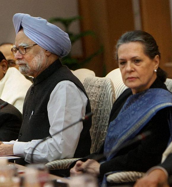 Why Karnataka makes Manmohan 'unhappy'