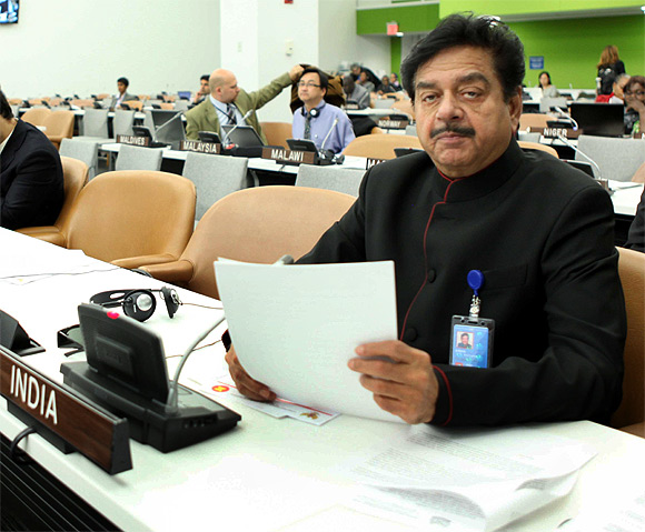 Will Shatrughan Sinha be asked to keep quiet?