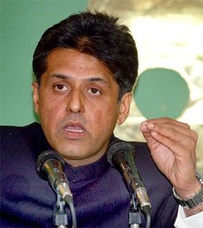 Information and Broadcasting Minister Manish Tiwari