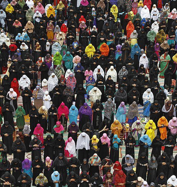 Eid Mubarak, India!
