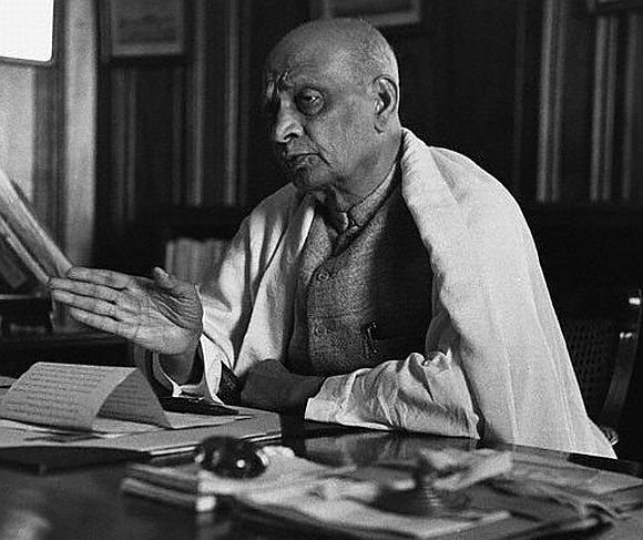 File photo of Sardar Vallabhbhai Patel