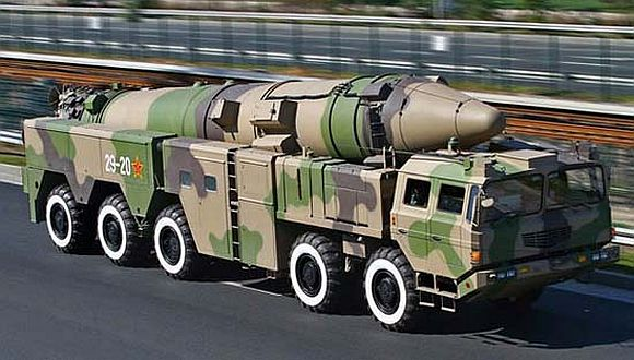 DF-21D carrier-killer missile