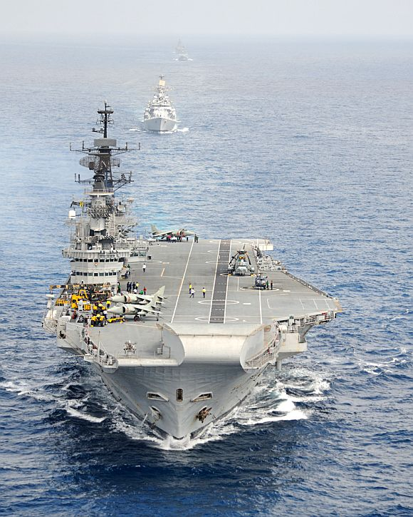 Izumo, Japan largest warship since World War II