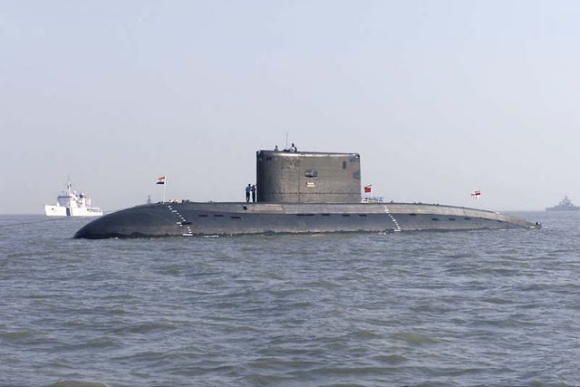 INS Sindhurakshak was built in 1997