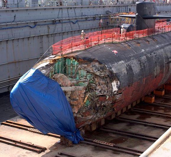 USS San Fransisco