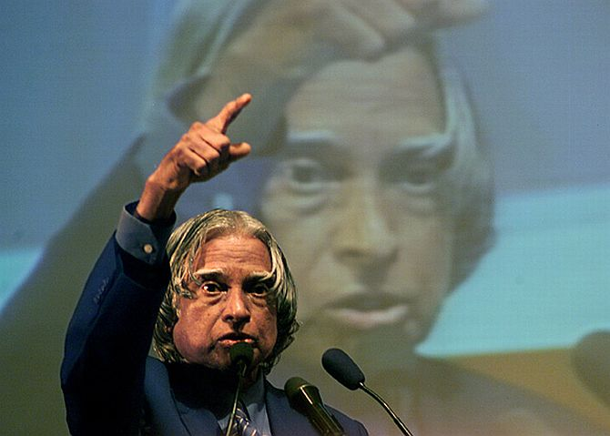 Kalam could have been an IAF pilot, but...