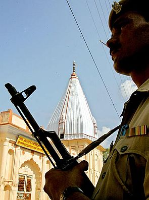 UP govt flexes its muscles; VHP leaders go into hiding