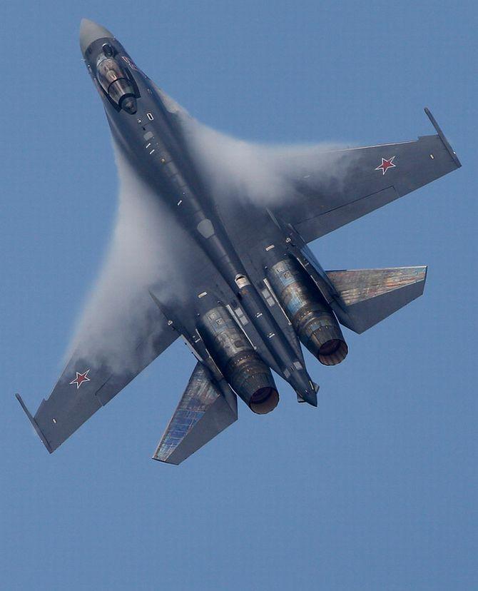 Sukhoi-30MKI