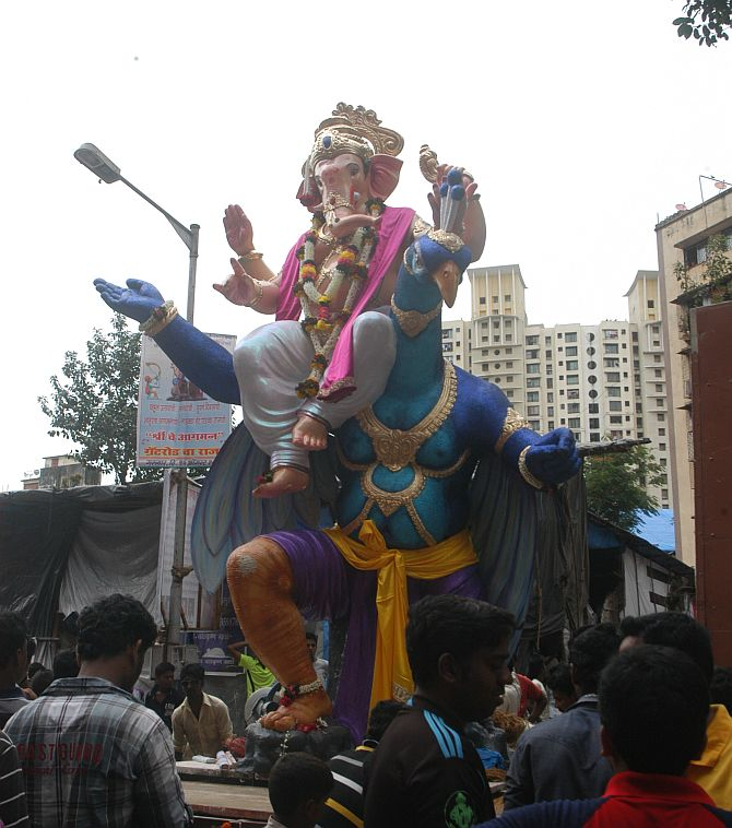 A 'foolproof' plan to secure Lord Ganesh