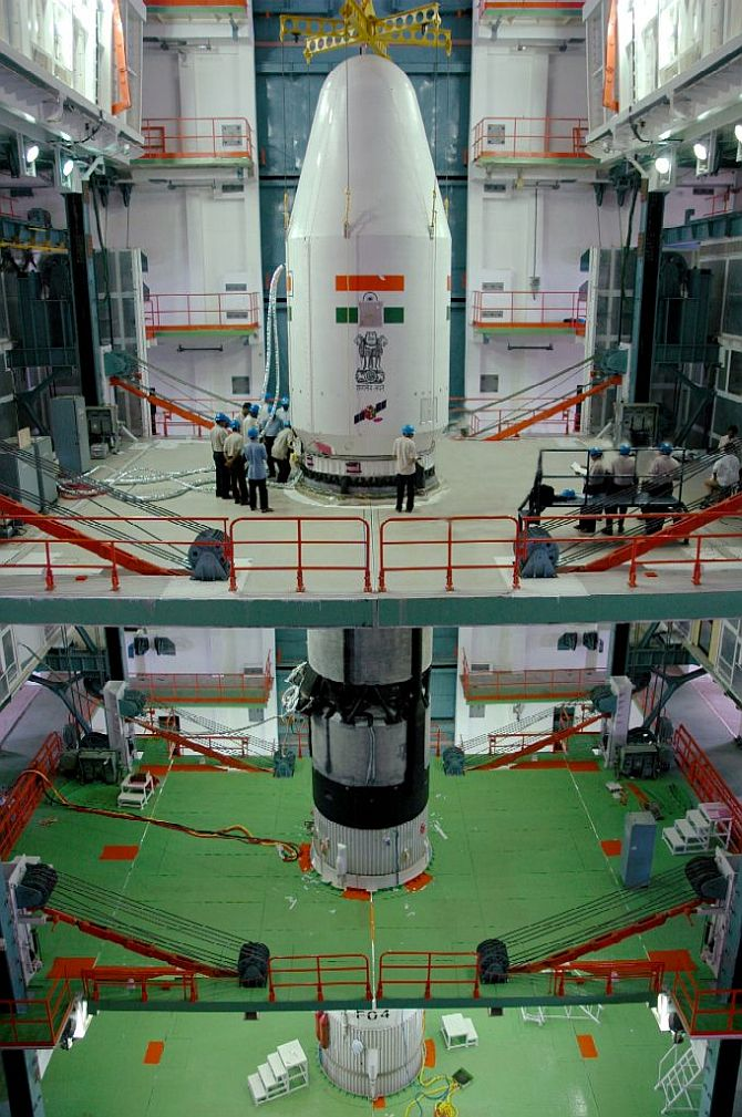 Sea-borne terror threat to Satish Dhawan Space Centre