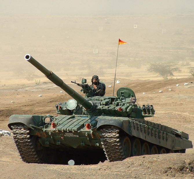 India finally knows what to do with its hazardous T-72 tanks