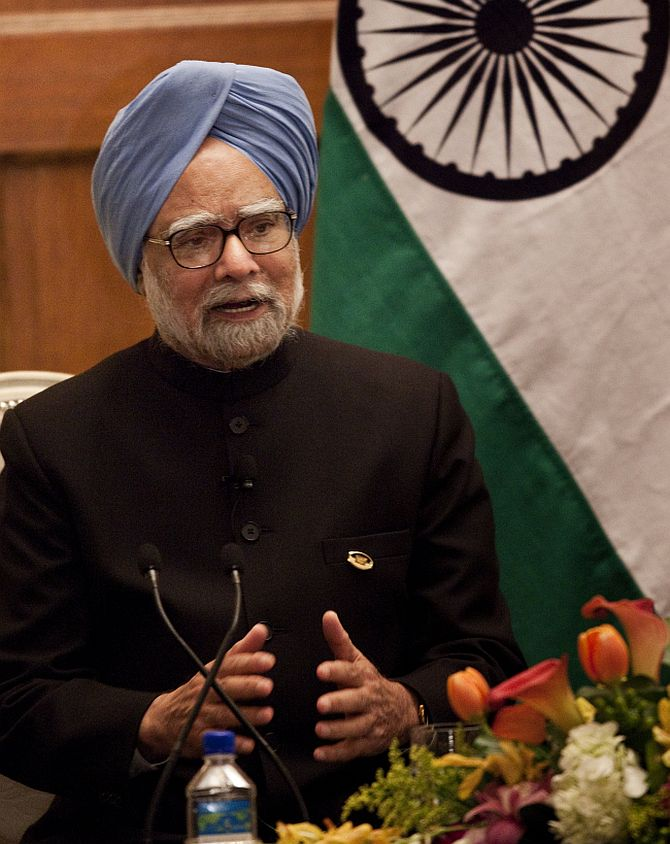 7 days when Manmohan was not silent