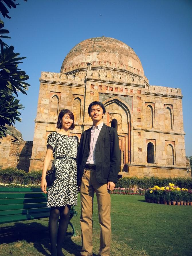 Japanese couple Reiko and Daisuke Hanawa were thrilled to meet the royals