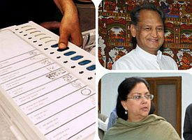 Rajasthan voters defy power equations