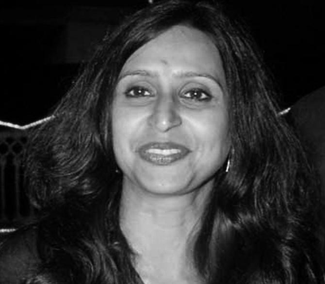 Former Tehelka managing editor Shoma Chaudhury