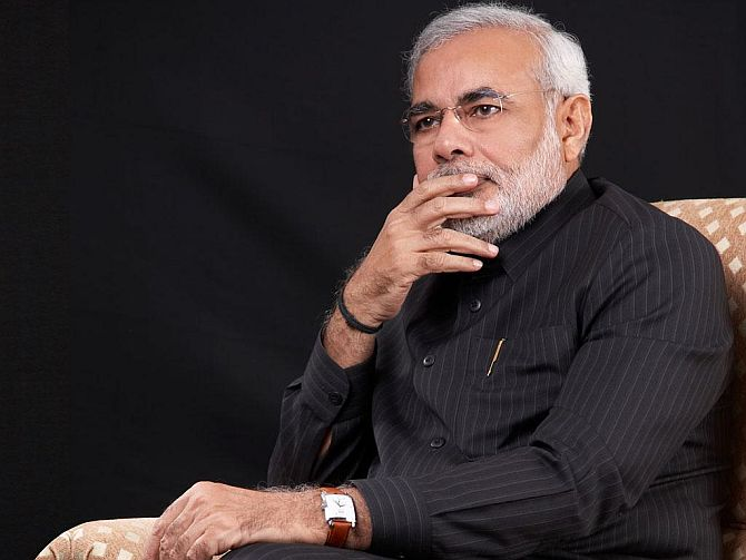 'If hardliners like Modi come to power, they are in a better position to negotiate for peace'