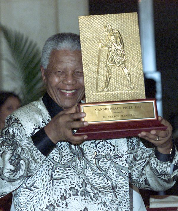 When Mandela charmed Indians