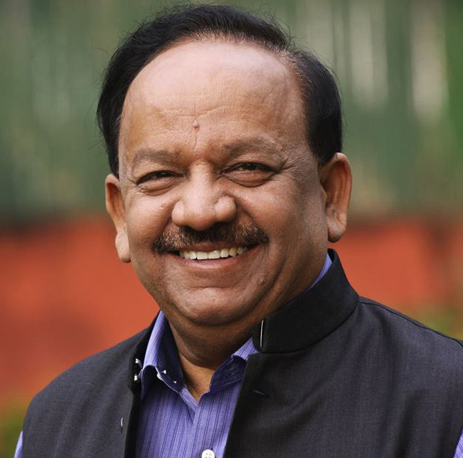 Harsh Vardhan: The affable doctor behind lotus bloom in Delhi