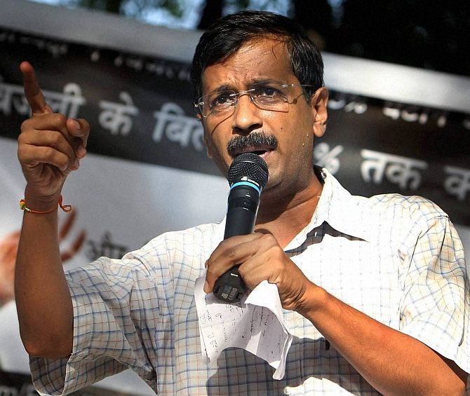 Arvind Kejriwal: The David who slayed Goliath