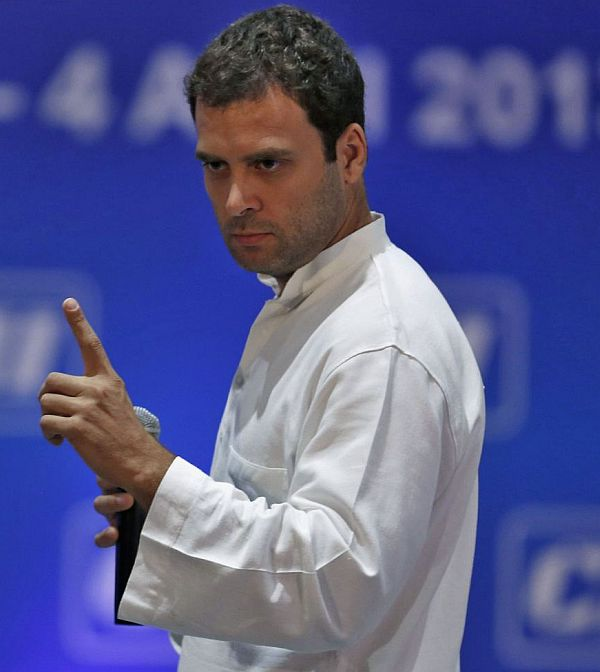 'The Congress will win only 50 seats in the 2014 election'