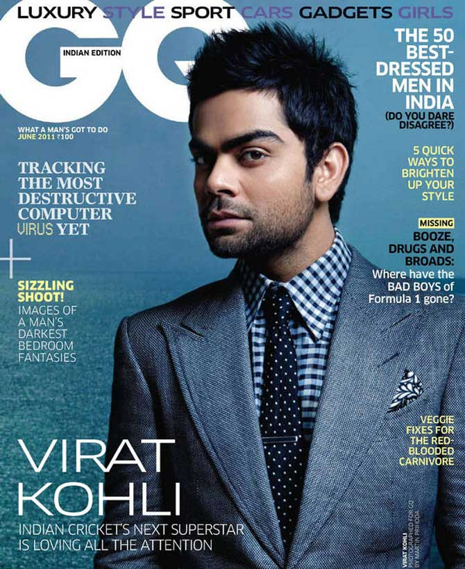 Virat Kohli: The Next Big Thing?